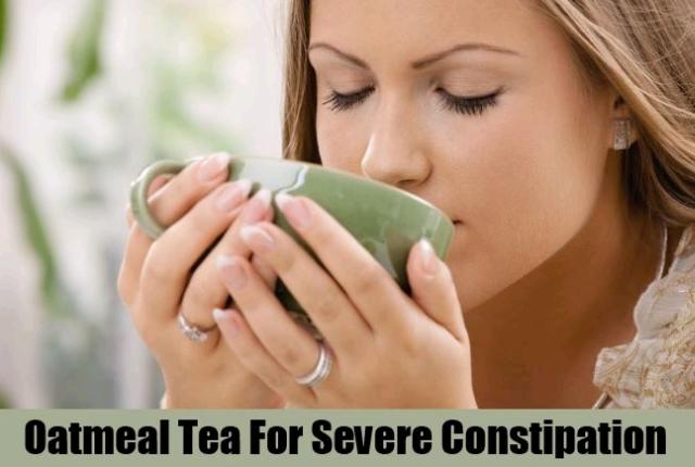 Oatmeal Tea