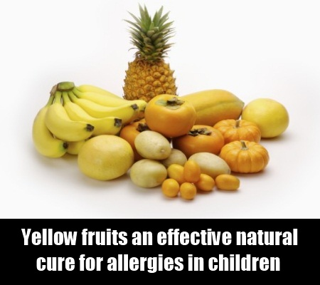 Yellow Fruits