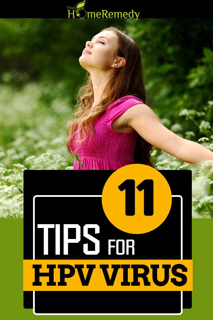 Tips For HPV Virus