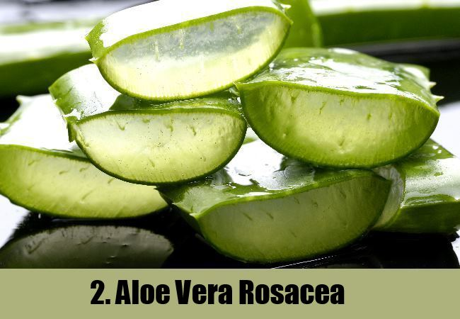 5 Home Remedies For Rosacea - Natural Treatments & Cure