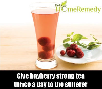Bayberry Tea