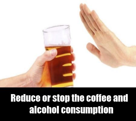 Control Alcohol And Coffee Consumption