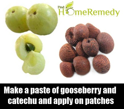 Gooseberry And Catechu