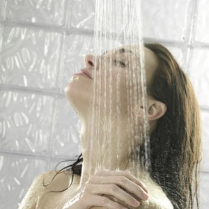 Hot and Steamy Shower