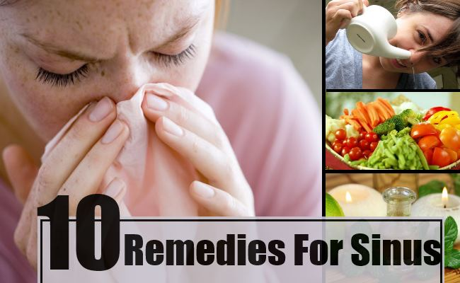 Remedies For Sinus