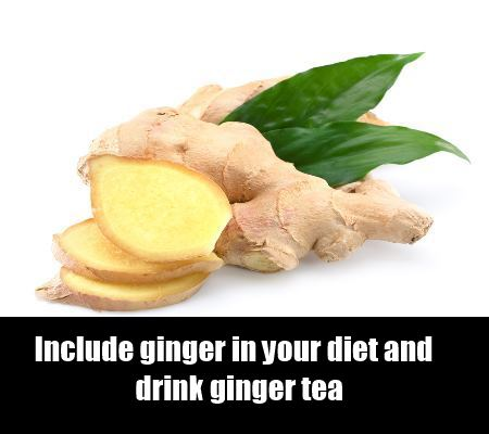 ginger therapy