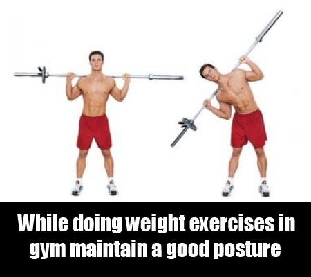 weight exercise
