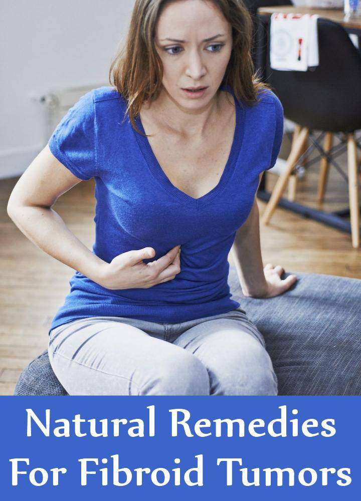 Natural Cure For Fibroid Tumors