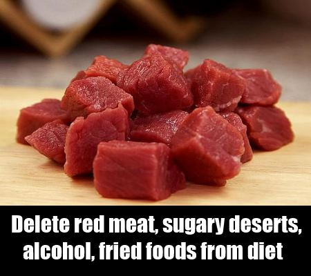 What To Delete From Your Diet
