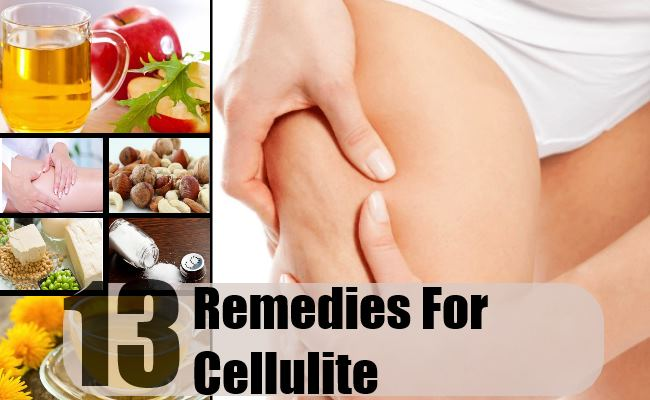 Remedies For Cellulite