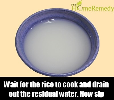 Rice Water