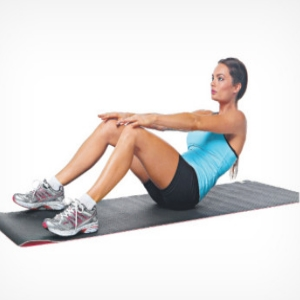 Steps For Perfect Sit Ups