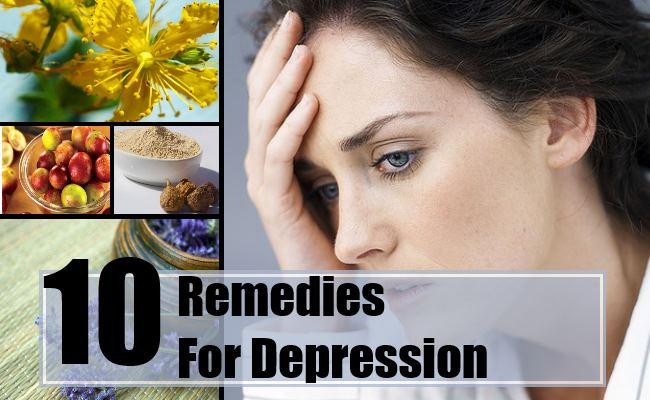 Remedies For Depression