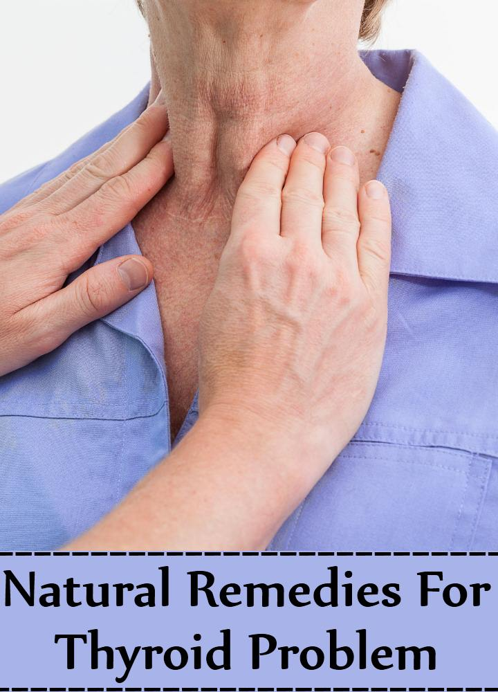 Natural Cures For Thyroid Issues