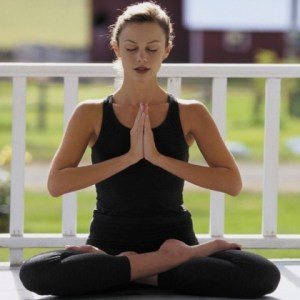 How To Treat Stress With Yoga