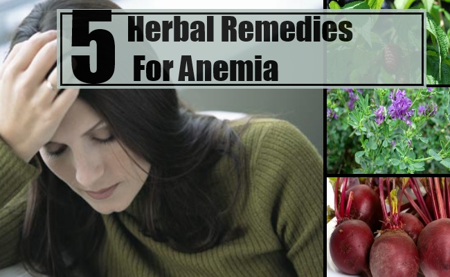 Remedies For Anemia