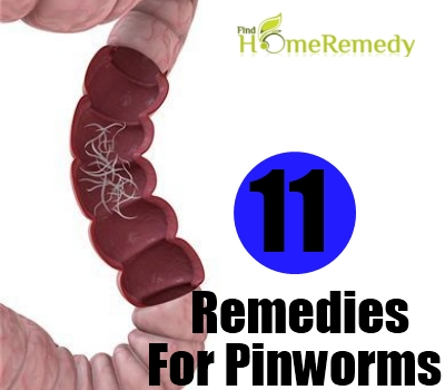Home Remedies For Pinworms - Natural Treatments & Cure For Pinworms