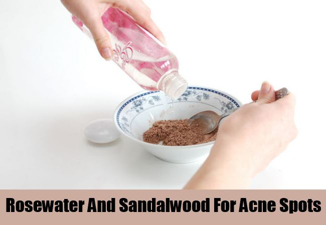 Sandalwood And Rose Water