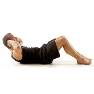 Curl-Up Exercises