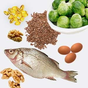Foods Containing Omega-3