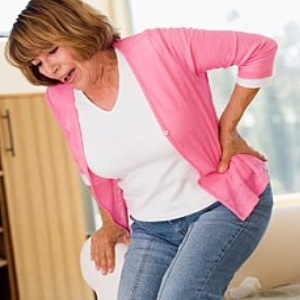 Serious Back Pain
