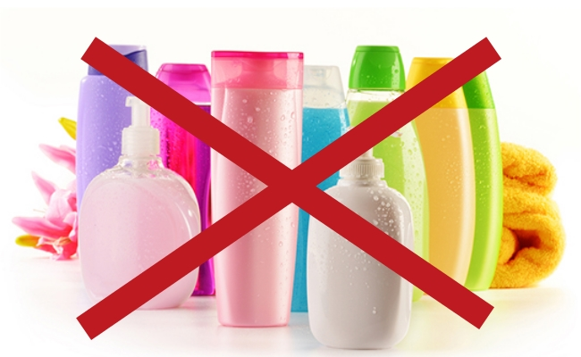 Avoiding scented products
