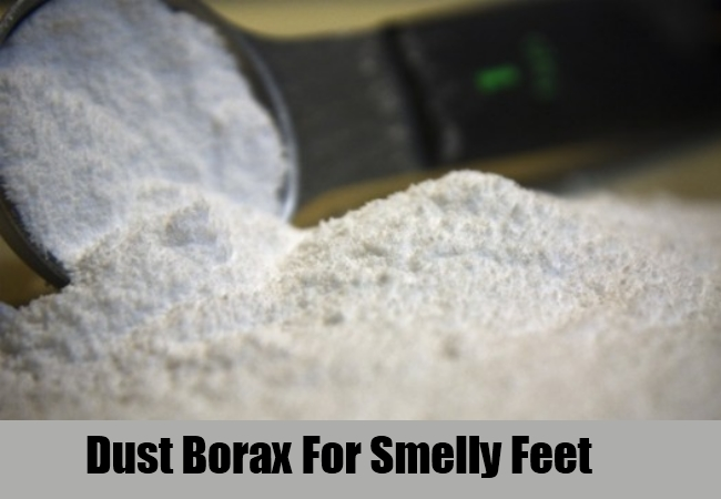 how to get rid of smelly feet in one day