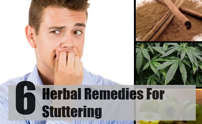 Remedies For Stuttering
