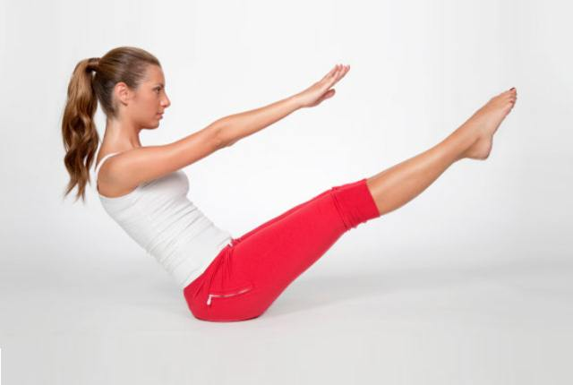5 Effective Yoga For An Enlarged Uterus | Find Home Remedy