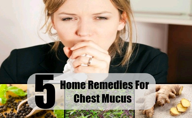 Chest Mucus