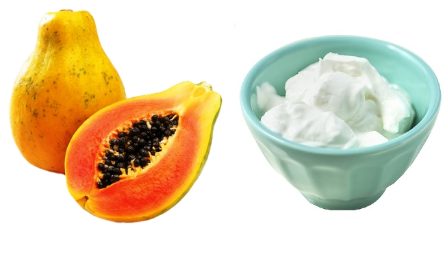 Papaya And Curd