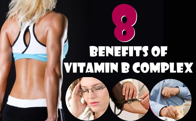 Benefits Of Vitamin B Complex