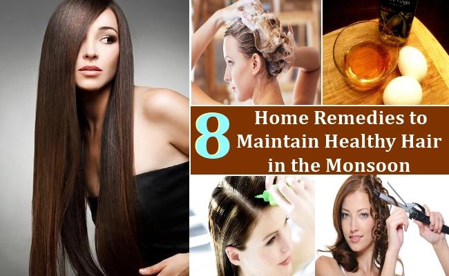 healthy hair remedies