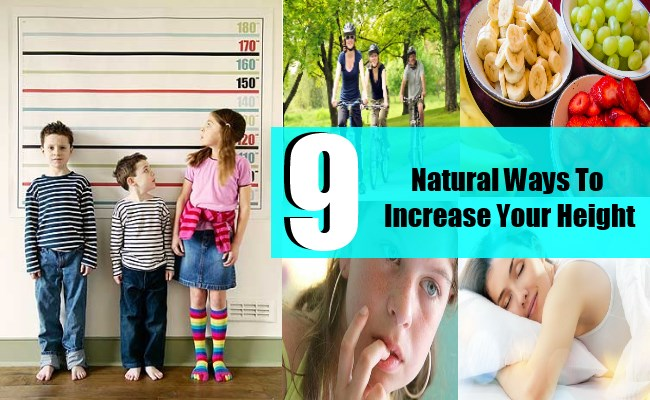 9 Top Natural Ways To Increase Your Height