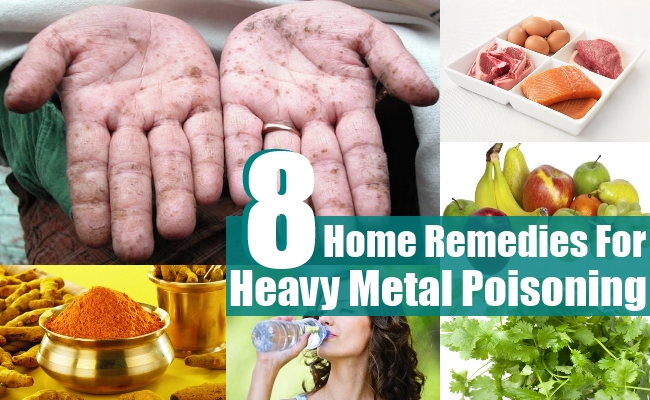 Remedies For Heavy Metal Poisoning