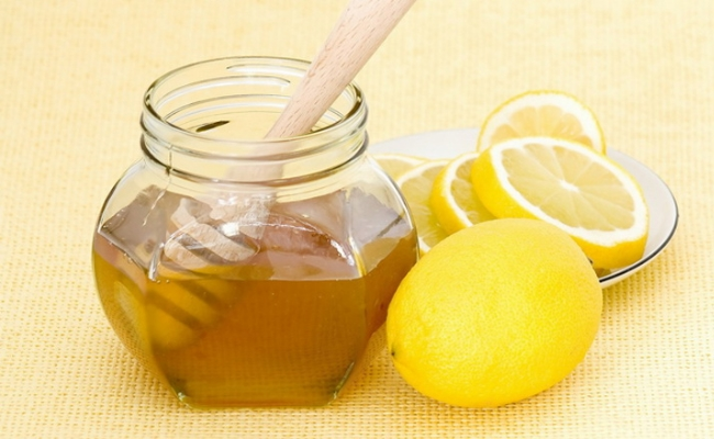 Lime or Lemon With Honey
