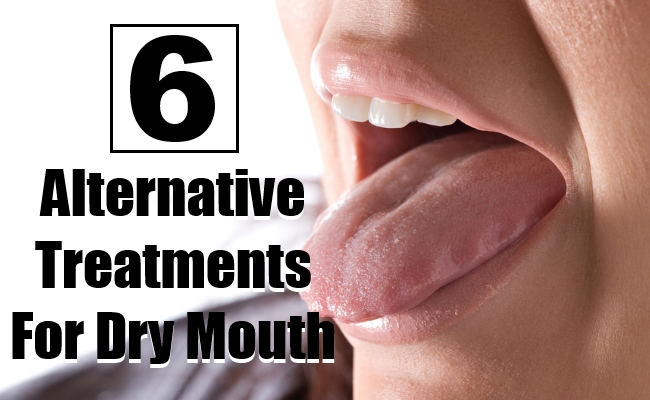 Alternative Treatments For Dry Mouth