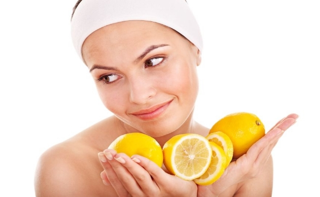 Use Of Lemon To Treat Blackheads