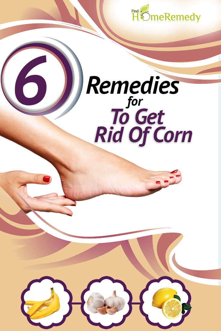 Alternative Treatments For Corns On Feet