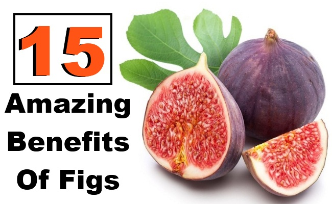 15 Amazing Benefits Of Figs