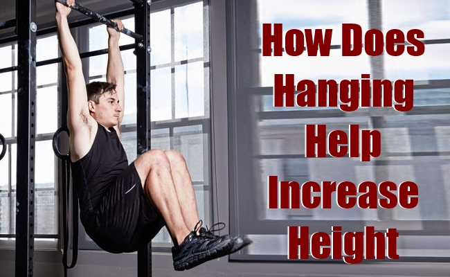 How Does Hanging Help Increase Height