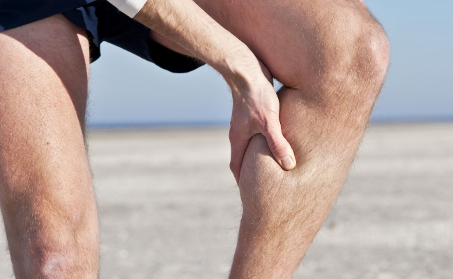 Provides Relief from Muscle Cramps