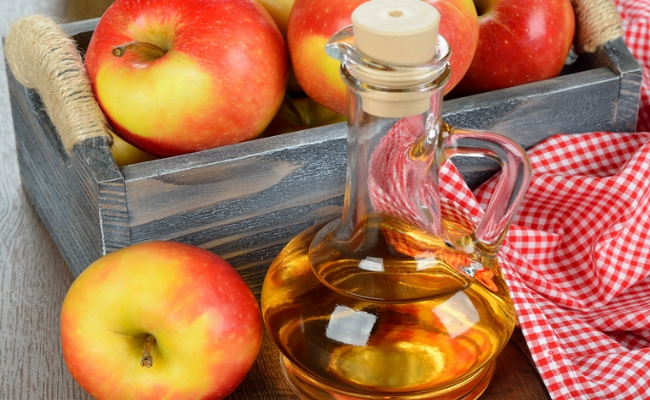 Mint And Apple Cider Vinegar