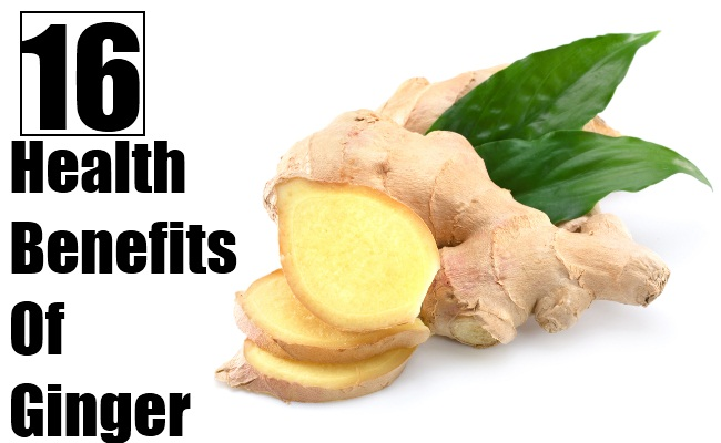 15 Astonishing Health Benefits Of Ginger