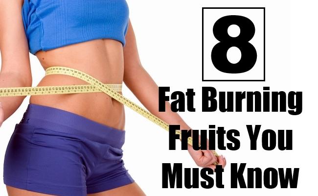 Fat Burning Fruits