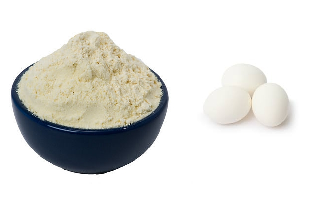 Gram Flour and Egg