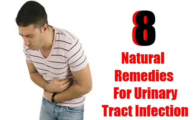 Natural Remedies For Urinary Tract Infection