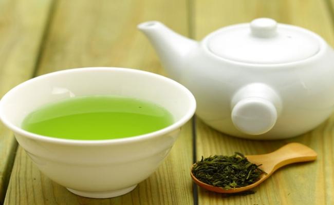 Apply Green Tea