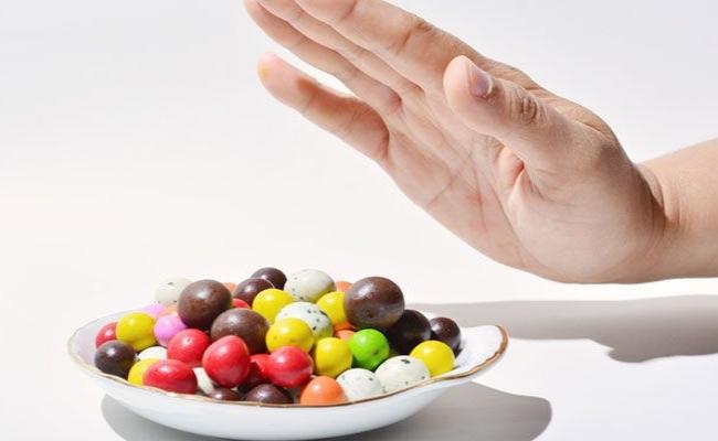 Avoid Sugary Foods