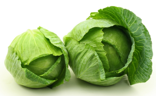 Cabbage Leaves Treatment
